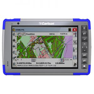 Carlson RT3 Tablet Data Collector