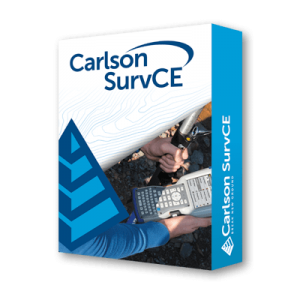 Carlson SurvCE Total Station